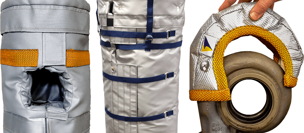 Axion Flexible Insulation Jackets